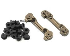 LOSI 8EIGHT LOSA1754 Losi Adjustable Front Hinge Pin Brace + Inserts