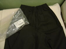 Women's LYDIA'S PRO-SERIES COLLECTION Black Scrub Pants Size XS NIP
