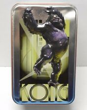 King Kong TOPPS Peter Jackson Movie Tin container NYC Empire State Building