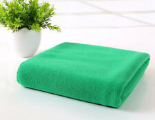 Microfibre Cotton Beach Bath Towel Sports Travel Camping Gym Lightweight 3 Size