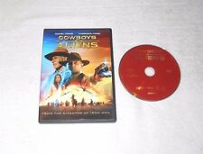Daniel Craig COWBOYS & ALIENS Harrison Ford EXCELLENT CONDITION Olivia Wilde W/S