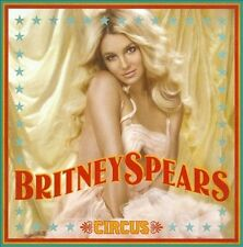 FREE US SH (int'l sh=$0-$3) NEW CD Britney Spears: Circus Deluxe Edition