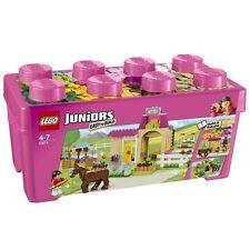GUT: LEGO Juniors 10674 - Große Steinebox Mädchen Ponyhof