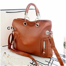 Handbag Lady Leather Women Shoulder Bag Messenger Satchel Purse Tote Cross-body