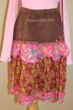 MISH Girls Boutique Boho Tiered Twirly Skirt sz. 8Y Excellent