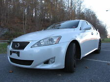 Lexus : IS 4dr Sdn AWD