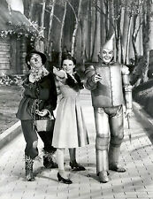 WIZARD OF OZ CAST 8X10 GLOSSY PHOTO PICTURE IMAGE #4