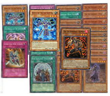 Yugioh Six Samurai Deck Upgrade Builder 33 Card Lot