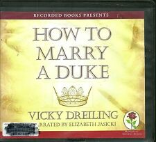 How to Marry a Duke Vicky Dreiling Audio Book on 11 CDs