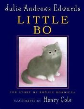 Little Bo: The Story of Bonnie Boadicea by Edwards, Julie Andrews, Good Book