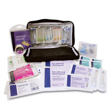 Professional Overseas Travel Medical First Aid Kit in Wallet type Medical Bag CE