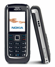 Nokia 6151 Black Camera Cell Phone with WiFi Branding Without Simlock NEW