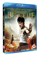 The Legend of Bruce Lee NEW Cult Blu-Ray Disc Moon-ki Lee Kwok-Kwan Chan M. Lang