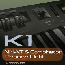 KAWAI K1 & K1II REASON REFILL 128 PATCHES for NNXT & COMBINATOR QUALITY SAMPLES