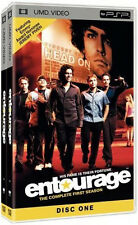 Entourage: The Complete First Season (UMD - Movie for PSP) 2 disc NEW