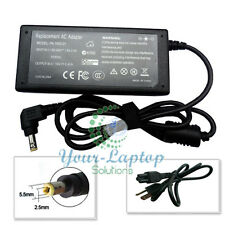 AC Adapter Charger for Toshiba Satellite C675D-S7101 C675D-S7109 C675D-S7212