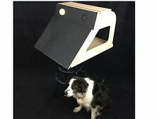 Flyball box with launcher thrusters