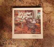RARE ~ al calor del fogón COSTA RICAN TYPICAL FOODS COOKBOOK~320 PAGES ~ 1986