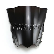 Motorcycle Windshield Windscreen For Yamaha YZF R25 2014 2015 YZF R3 2015 Black