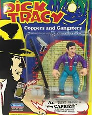 "Vintage~1990~Playmates~Dick Tracy~Coppers and Gangsters~AL ""BIG BOY"" CAPRICE~MOC"