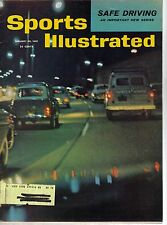 Sports Illustrated 1961 Safe Driving - Frank Mahovlich Toronto Maple Leafs