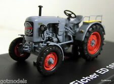 Schuco 1/43 Scale - 02725 Eicher ED 16/11 Grey diecast model Tractor