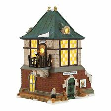 "Department 56 Dickens Village ""THE HARBOURMASTER HOUSE"" New 2016 FREE SHIPPING"