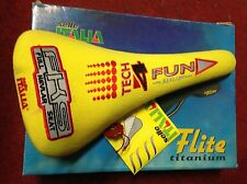 Sella bici Selle Italia Flite Titanium Fks bike saddle fahrradsattel kevlar 4fun
