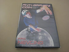 ANTI-GRAVITY COIN MUSCLE PASS BY KRIS NEVLING DVD - MAGIC COIN TRICKS SLEIGHTS