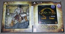 New Sealed God Of War Ascension Collector's Edition PAL Sony PlayStation 3 PS3