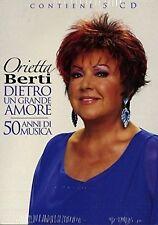 Orietta Berti - Dietro Un Grande Amore - 50 Anni Di Musica [New CD] Italy - Impo