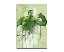 90x60cm-PAUL SINUS Splash Art Avengers Age of Ultron Hulk Geschenkidee