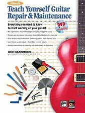 Teach Yourself: Teach Yourself Guitar Repair and Maintenance by John...