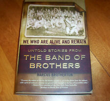 UNTOLD STORIES FROM THE BAND OF BROTHERS 101st Airborne WWII Regiment Book NEW