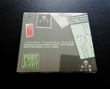 Jerry Garcia Band Merriweather Post Pavilion 1989 Pure Jerry 5 CD Grateful Dead