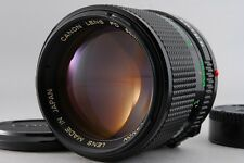 **Near Mint** Canon FD 85mm f/1.8 MF Lens from Japan