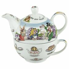 Cardew Alice in Wonderland Tea for One teapot & cup 150th anniversary