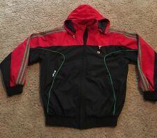 Authentic Fila South Africa World Cup 2010 +F16 Hoodie Jacket Medium