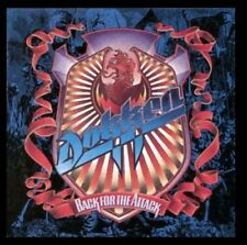 Dokken - Back for the Attack [New CD] UK - Import