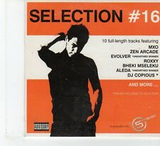 (FR128) 5FM Music, Selection #16, 10 tracks various artists - 2003 CD