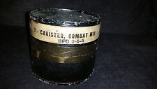 Original WW2  Gas Mask Filter in Canister M11 - New!!