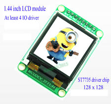 "1.44"" inch Serial 128x128 SPI Full Color TFT LCD Display Module replace OLED"