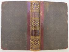 EDGAR ALLAN POE The Oblong Box in Godey's Magazine FIRST EDITION