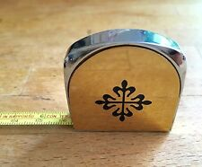 Original Patek Philippe - Collector Uhrmacher Metermaß Measuring Tape Metall TOP
