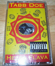 BRAND NEW Tabb Doe SEALED CASSETTE TAPE Hella Flava UNCENSORED FREE US SHIPPING