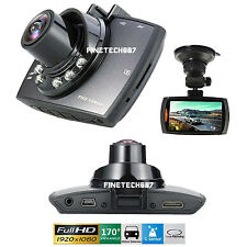 "Full HD 1080P 2.7"" Car DVR CCTV Dash Camera G-sensor Night Vision Recorder USFS"