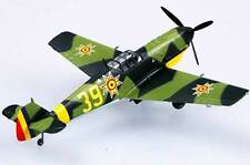 Easy Model Messerschmitt Me BF109E-3 Romania Airforce Fertigmodell 1:72 Standfuß