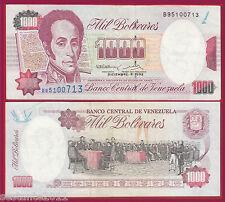 VENEZUELA - 1000 1.000 BOLIVARES  8.12. 1992  -   P 73c - BB++ / VF+