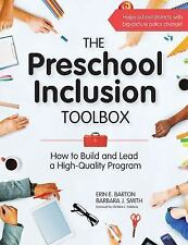 Preschool Inclusion Toolbox : How to Build and Lead a High-Quality Program by...
