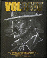 "VOLBEAT PATCH / AUFNÄHER # 2 ""OUTLAW GENTLEMEN"""